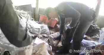 En Abejorral, Antioquia, así desmantelaron casa donde elaboraban pólvora [VIDEO] | HSB Noticias - HSB Noticias