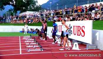 Bellinzona – vincono Bussotti Neves (su Arese), Reina, Brivio e Canazza - Queen Atletica