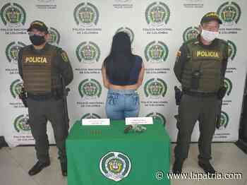 Estaba armada en el barrio La Frontera, de Chinchiná - La Patria.com