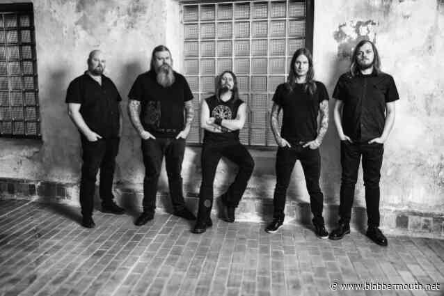 Watch ENSLAVED's Music Video For New Single 'Jettegryta'
