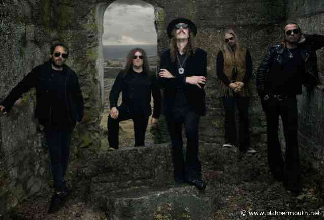 OPETH Announces March 2021 European Tour