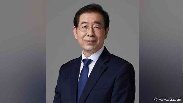 Death of Seoul's mayor prompts sympathy and questions