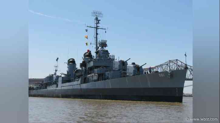 EBR Mayor declares Friday, July 10 'USS KIDD Day'