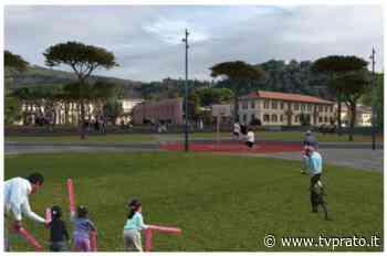 Nuovo centro cittadino di Montemurlo, nel parco arrivano il bio-lago, la fontana e nuovi spazi per lo sport - tvprato.it