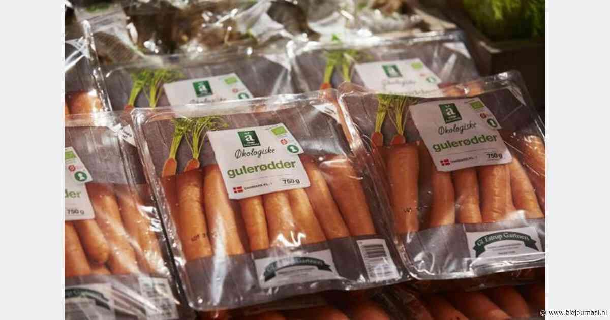 Deense verkoop biologische groenten en fruit fors gestegen