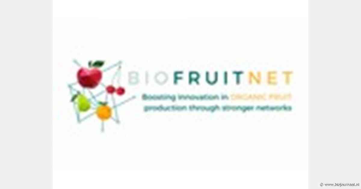 Biologische fruittelers delen kennis om aantasting door ziekten en plagen te verminderen