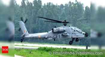 US aerospace major Boeing completes delivery of 37 military helicopters to India