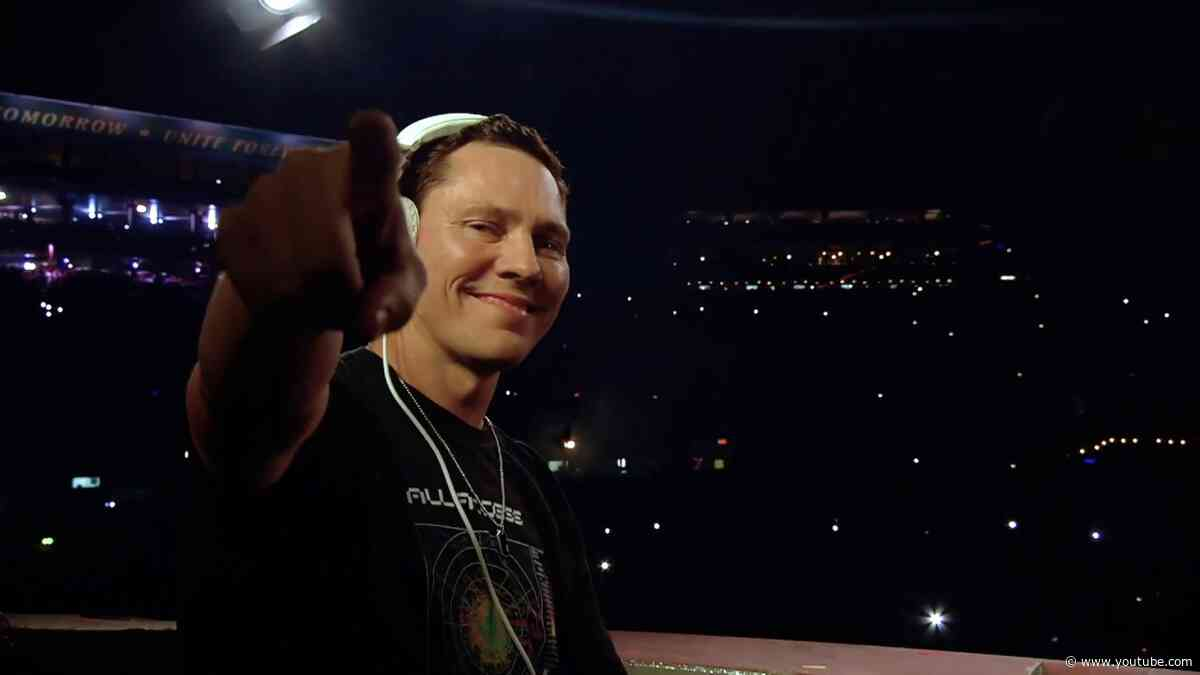 Tiesto - Tomorrow ft. 433 (Official Video)