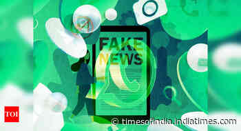 '1 out of 8 photos in political WhatsApp groups misleading'