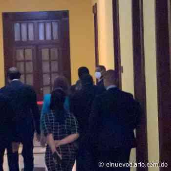 (VIDEO) Lisandro Macarrulla llega al Palacio para sostener encuentro con Montalvo - El Nuevo Diario (República Dominicana)