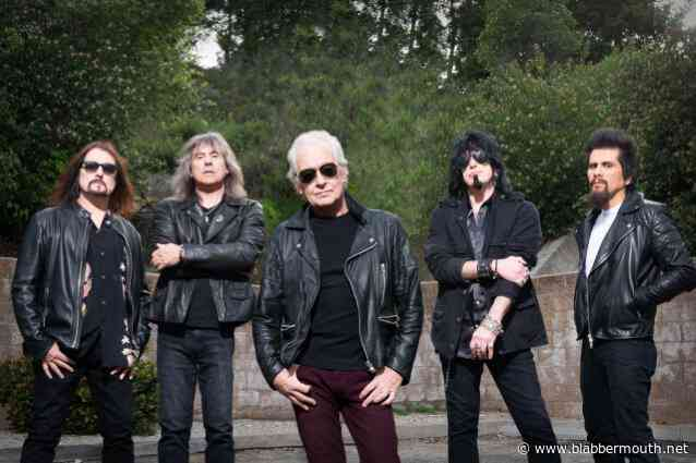 ALCATRAZZ Releases Music Video For STEVE VAI-Penned Song 'Dirty Like The City'