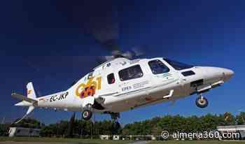 Un fallecido en un accidente de tráfico en la carretera de Campohermoso - Almeria360 Noticias