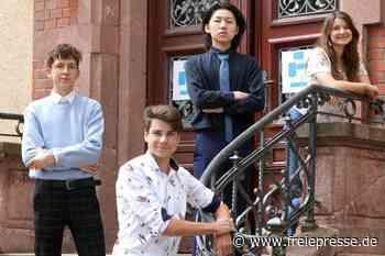 Einser-Absolventen im Quartett - Freie Presse