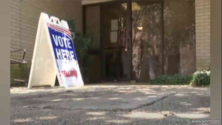 Officials encourage voter safety at polling locations, Saturday