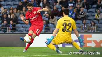 Europa League: Bayer Leverkusen droht Duell mit Inter Mailand