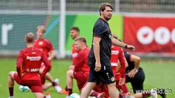 Bayer Leverkusen: Nach nur 2 Jahren: Helmes-Aus als Bayer-Trainer! - BILD