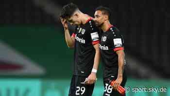 Bayer Leverkusen: Die Noten der Werkself im DFB-Pokalfinale gegen Bayern - Sky Sport