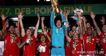 Einzelkritik Finale DFB-Pokal: Bayer Leverkusen - FC Bayern - SPORT1