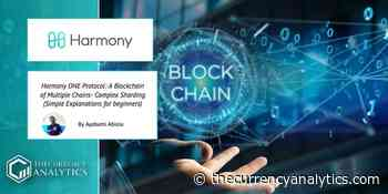 Harmony ONE Protocol: A Blockchain of Multiple Chains- Complex Sharding (Simple Explanations for beginners) - The Cryptocurrency Analytics