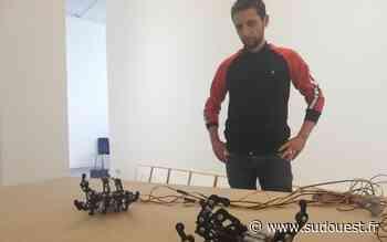 Royan : une exposition qui interroge sur le rapport entre l'Homme et la technologie - Sud Ouest