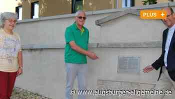 Das erzählt die neue Infotafel am Kirchplatz in Bobingen - Augsburger Allgemeine