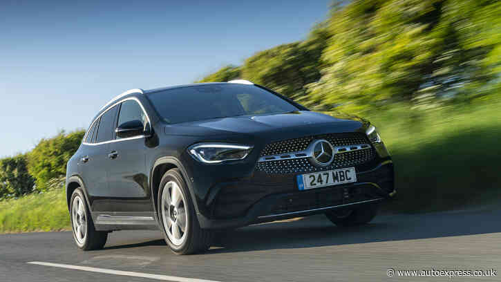 New Mercedes GLA 220d diesel 2020 review