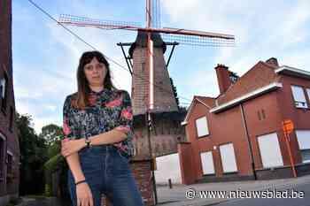 "Ann-Sophie (26) is jonge molenaarster van Goethalsmolen: ""Maar ik kan hem goed meester"""