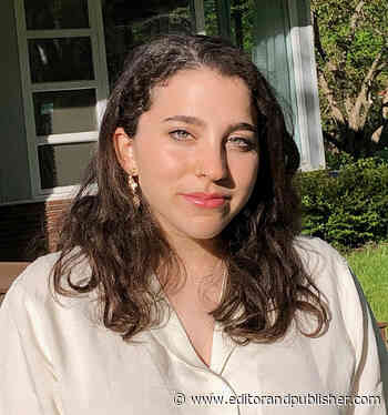 Zoe Fruchter, 20, junior, Grinnell College, Grinnell, Iowa - Editor And Publisher Magazine