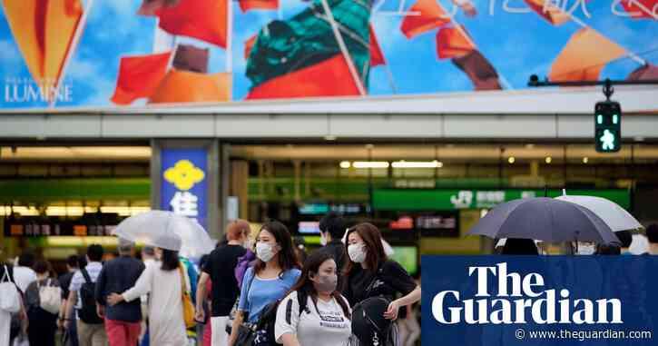 Global report: Tokyo hits Covid high as Australia limits arrivals