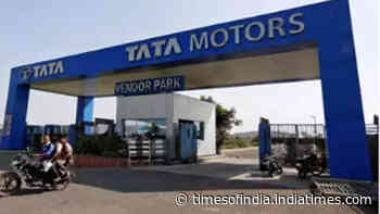 64% decline in Tata Motors group global wholesales