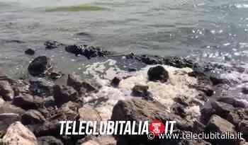 Lago Patria, ancora schiuma sulle sponde del lago - Teleclubitalia.it