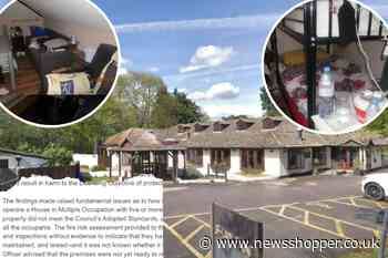 Penalty announced for Bromley's Shampan at The Spinning Wheel