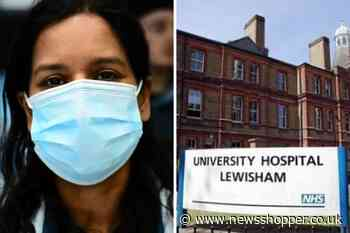 Lewisham and Greenwich NHS releases Covid-19 measures video