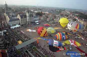 Vanaf volgend jaar ook vredesprijs tijdens Vredefeesten (Sint-Niklaas) - Gazet van Antwerpen Mobile - Gazet van Antwerpen