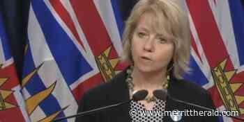 Daily provincial COVID-19 positive cases rises again - Merritt Herald - Merritt Herald