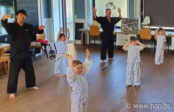 Karate beim Kinder- und Familienbund - Passauer Neue Presse