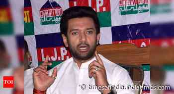 Chirag Paswan says holding Bihar polls during Covid pandemic will put people at risk; JD(U) differs