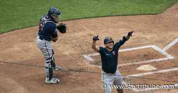 Photos: Twins scrimmage in an empty Target Field