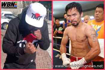 Floyd Mayweather low blows Manny Pacquiao, confirms retirement u-turn - WBN - World Boxing News