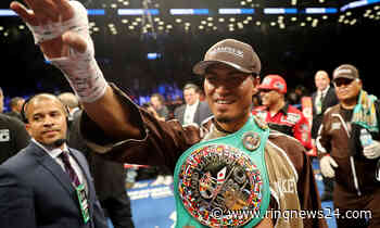 Mikey Garcia still focused on Manny Pacquiao fight - Ring News 24 - RN24 - RingNews24