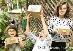 Thinking inside box! Adventure playground helps hungry lockdown kids - Islington Tribune newspaper website