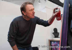 Philip Tufnell Reveals Tuff Cat collection at The Brunswick Gallery - Islington Tribune newspaper website