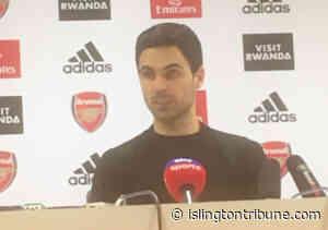 Arsenal boss Arteta: No more red cards - Islington Tribune newspaper website