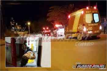 Homem e Mulher sofrem tentativa de homicídio em Rolim de Moura - Roagora