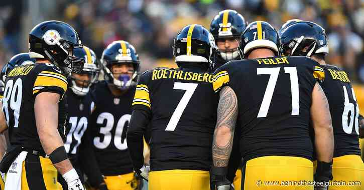 The Steelers offensive plan for the 2020 season is coming together nicely