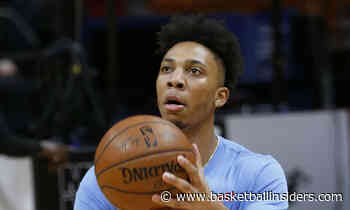 NBA Daily: Malachi Richardson Has Learned What It Means To Be A Pro
