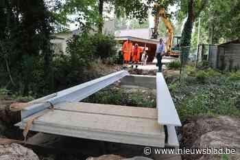 Nieuwe toegang naar begraafplaats (Dilsen-Stokkem) - Het Nieuwsblad