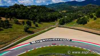 Mugello to host first F1 race; Sochi added to 2020 calendar - ESPN