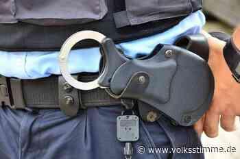 Magdeburg: Einbrecherbande in Weferlingen geschnappt - Volksstimme