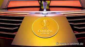 Europa-League-Auslosung: Deutsches Duell möglich – Leverkusen droht Titelfavorit - t-online.de